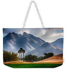Arizona Sunrise Golfing Weekender Tote Bag