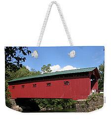 Arlington Bridge 2526a Weekender Tote Bag