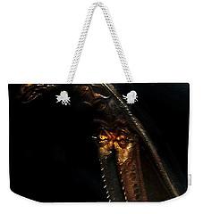 Armored Praying Mantis Weekender Tote Bag