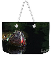 Nature's Armour Weekender Tote Bag by Yvonne Wright