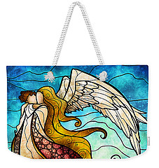 Arms Of The Angel Weekender Tote Bag