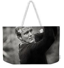 Arnold Palmer Pro-am Golf Photo Pebble Beach Monterey Calif. Circa 1960 Weekender Tote Bag
