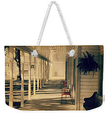 Arnold Park's Shops Weekender Tote Bag