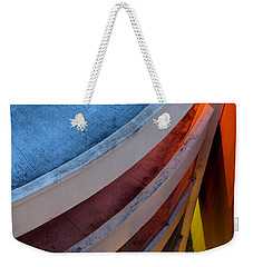 Around And Down Weekender Tote Bag