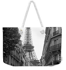Weekender Tote Bag featuring the photograph Around The Corner by Lisa Parrish