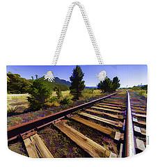 Around The Bend Weekender Tote Bag