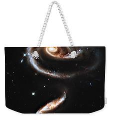 Arp 273 Rose Galaxies Weekender Tote Bag