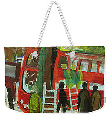Arriva London North Ltd. -  Destroyed My Life Weekender Tote Bag