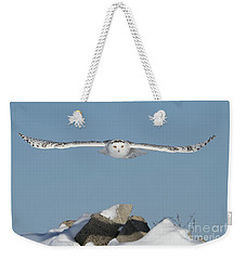 Arrival Of The Goddess Weekender Tote Bag