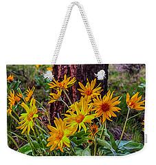 Arrowleaf Balsamroot Weekender Tote Bag