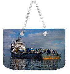 Art Carlson Weekender Tote Bag