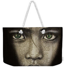 Art In The News 45 Weekender Tote Bag