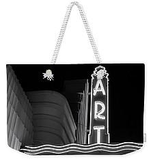 Art Theatre Long Beach Denise Dube Weekender Tote Bag