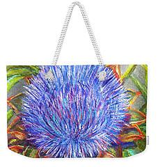 Artichoke Blossom Weekender Tote Bag