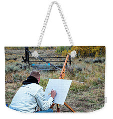 Artist Point Weekender Tote Bag