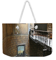 Artistic Staircase In Tbilisi Weekender Tote Bag