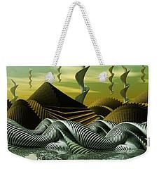 Artscape Weekender Tote Bag