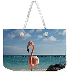 Aruba Hairy Eyeball Weekender Tote Bag