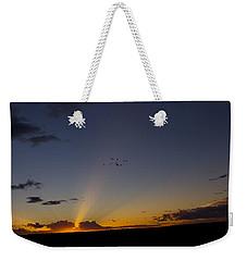 As Night Falls Weekender Tote Bag
