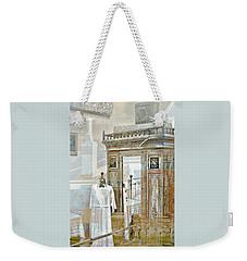 As Time Goes By Weekender Tote Bag