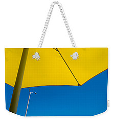 Weekender Tote Bag featuring the photograph Asbury Park Nj Boardwalk by Glenn DiPaola