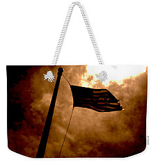 Ascend From Darkness Weekender Tote Bag