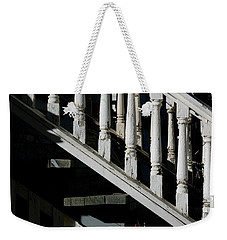 Ascending Into Another Time Weekender Tote Bag by Vicki Pelham