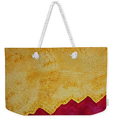 Ascension Original Painting Weekender Tote Bag