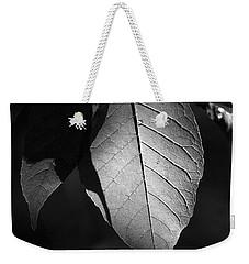 Ash Leaf Weekender Tote Bag
