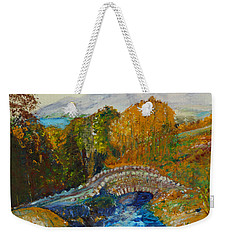 Ashness Bridge - Painting Weekender Tote Bag
