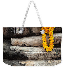 Asian Buddhism Weekender Tote Bag