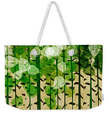 Aspen Colorado Abstract Square 2 Weekender Tote Bag