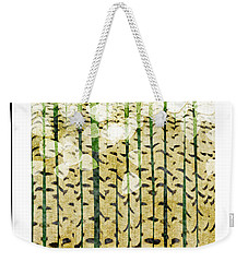 Aspen Colorado Abstract Square 3 Weekender Tote Bag