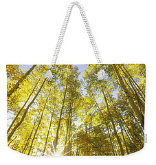 Aspen Day Dreams Weekender Tote Bag