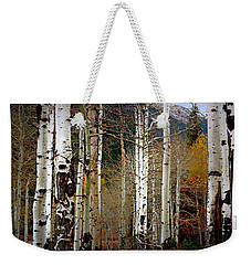 Aspen In The Rockies Weekender Tote Bag