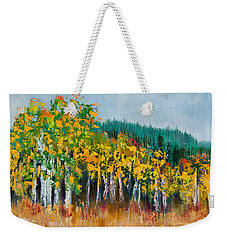 Lothlorien Weekender Tote Bag by Margaret Bobb