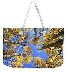 Aspens Skyward Weekender Tote Bag