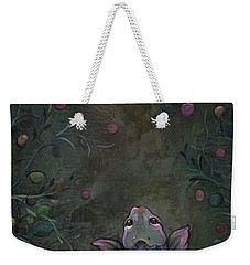 Aspiration Of The Koi Weekender Tote Bag by Shadia Derbyshire