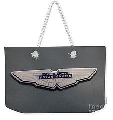 Aston Martin Weekender Tote Bag