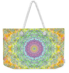 Astral Field Weekender Tote Bag