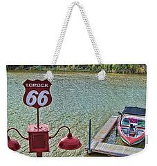 At Lake Havasu Weekender Tote Bag
