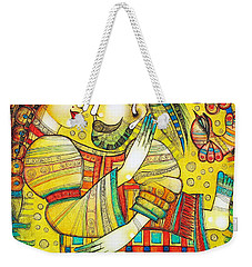 At Last I Found You Weekender Tote Bag