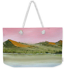At Peace Weekender Tote Bag