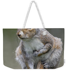 At The Summit Weekender Tote Bag