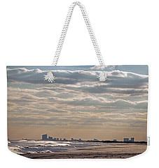 Atlantic City Skyline II Weekender Tote Bag