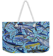 Atlantic Gamefish Off008 Weekender Tote Bag