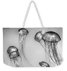 Atlantic Jellyfish - California Monterey Bay Aquarium Weekender Tote Bag