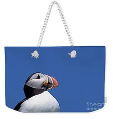 Atlantic Puffin In Breeding Colors Weekender Tote Bag