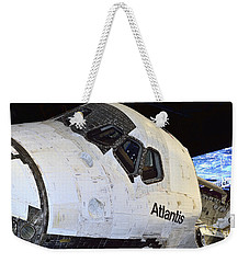 Atlantis Close-up Weekender Tote Bag