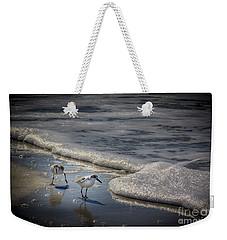 Attack Of The Sea Foam Weekender Tote Bag